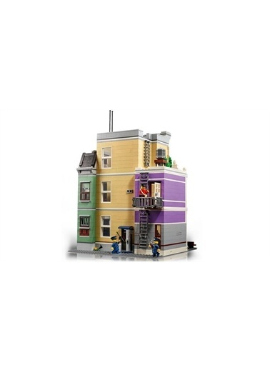 Lego Lego Creator Exşert 10278 Şolice Station Renkli